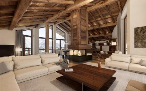 Chalet de luxe à vendre COURCHEVEL, 359 m², 5 Chambres