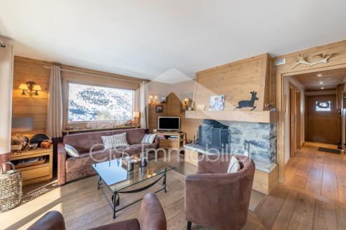 Luxus-Wohnung zu verkaufen MERIBEL LES ALLUES, 64 m², 3 Schlafzimmer, 860000€