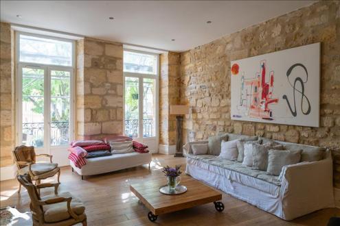 Квартира класса люкс на продажу  Бордо, 99 м², 2 Спальни, 770000€