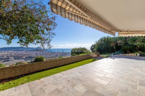 Appartement de luxe à vendre NICE, 90 m², 3 Chambres, 735000€