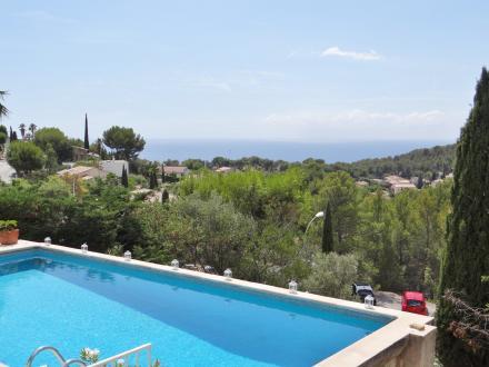 Villa de luxe à vendre BANDOL, 278 m², 4 Chambres, 1350000€