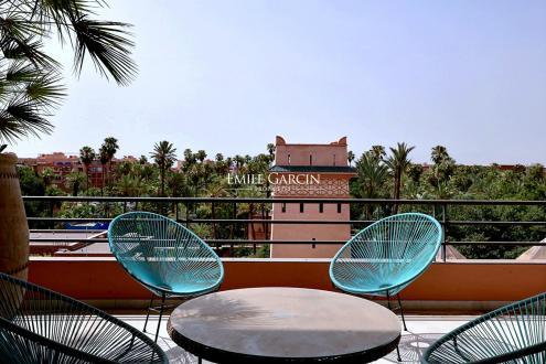 Appartement de luxe à vendre Maroc, 400 m², 3 Chambres, 1400000€