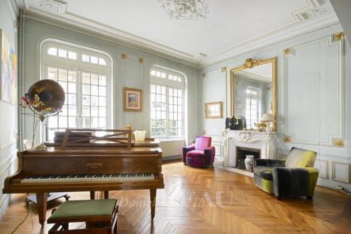 Maison de luxe à vendre PARIS 6E, 340 m², 6 Chambres, 6210000€