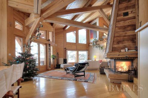 Chalet de luxe à vendre SAINT GERVAIS LES BAINS, 351 m², 3 Chambres, 2200000€