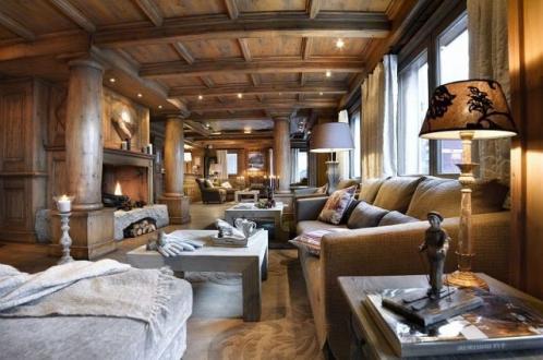 Maison de luxe à louer CHAMONIX MONT BLANC, 20 m², 2 Chambres,