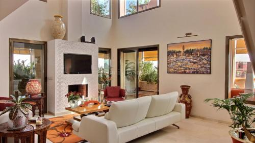 Luxury Apartment for sale MARRAKECH, 250 m², 3 Bedrooms, € 1 100 000