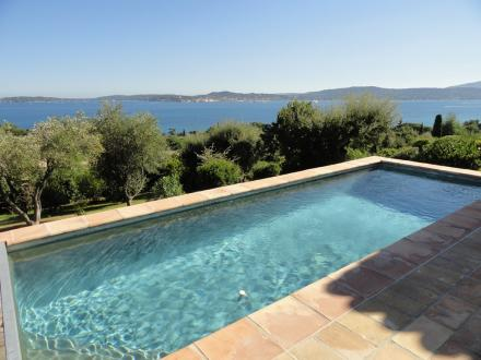 Luxury House for rent SAINTE MAXIME, 112 m², 4 Bedrooms,