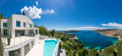 Luxury House for rent VILLEFRANCHE SUR MER, 3 Bedrooms,