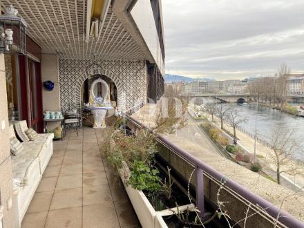 Luxus-Wohnung zu verkaufen Genève, 4695000CHF