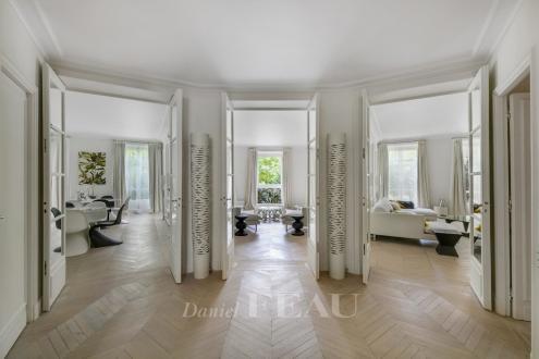 Luxury Apartment for rent PARIS 16E, 317 m², 4 Bedrooms, €25000/month