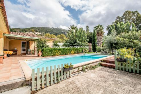 Villa de luxe à vendre PATRIMONIO, 113 m², 3 Chambres, 500000€