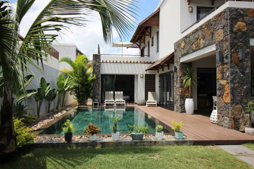 Luxus-Villa zu verkaufen Mauritius, 129 m², 3 Schlafzimmer, 619000€