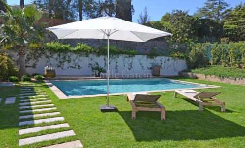 Maison de luxe à louer SAINT TROPEZ, 250 m², 5 Chambres,