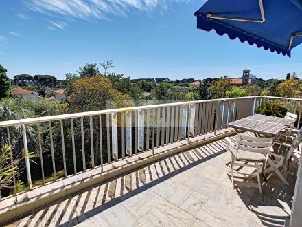 Luxus-Wohnung zu verkaufen CAP D'ANTIBES, 98 m², 2 Schlafzimmer, 795000€