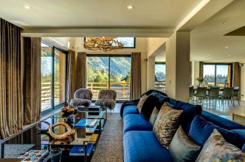 Luxus-Wohnung zu verkaufen CHAMONIX MONT BLANC, 165 m², 1600000€