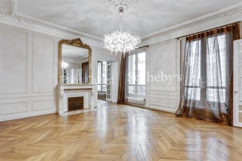 Appartement de luxe à vendre PARIS 8E, 135 m², 3 Chambres, 1699000€