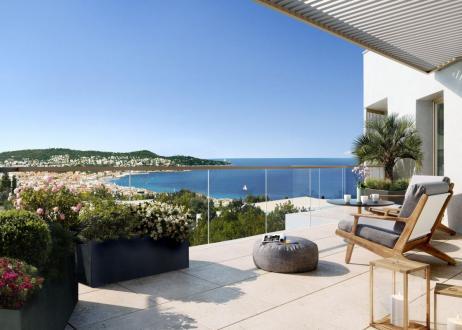 Luxus-Wohnung zu verkaufen Nizza, 96 m², 3 Schlafzimmer, 852000€