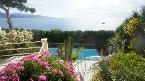 Villa de luxe à vendre ROQUEBRUNE CAP MARTIN, 300 m², 4 Chambres, 7200000€