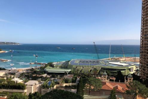 Квартира класса люкс на продажу  Монако, 136 м², 3 Спальни, 7500000€