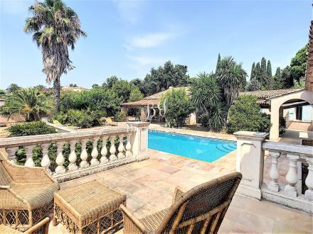 Villa de luxe à vendre GRIMAUD, 220 m², 6 Chambres, 1560000€