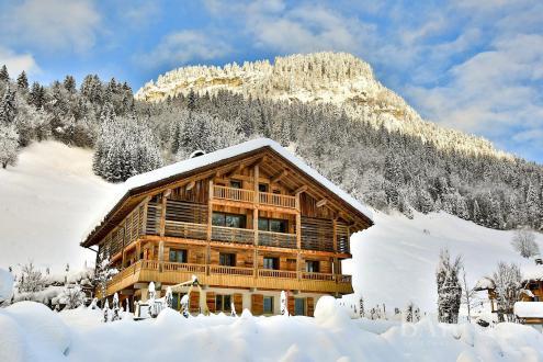Luxus-Chalet zu verkaufen LE GRAND BORNAND, 765 m², 14 Schlafzimmer, 3700000€