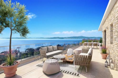 Appartement de luxe à vendre SAINTE MAXIME, 85 m², 2 Chambres, 1244000€