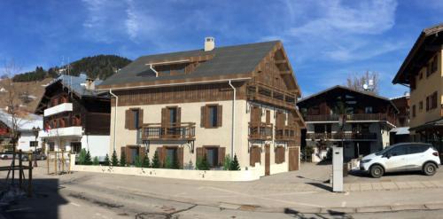 Квартира класса люкс на продажу  Межев, 75 м², 2 Спальни, 990000€