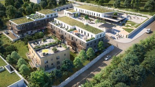 Appartement neuf de luxe à vendre CLAIX, 119 m², 4 Chambres, 517000€
