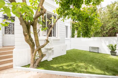 Luxus-Haus zu vermieten PARIS 16E, 128 m², 3 Schlafzimmer, 5500€/monat
