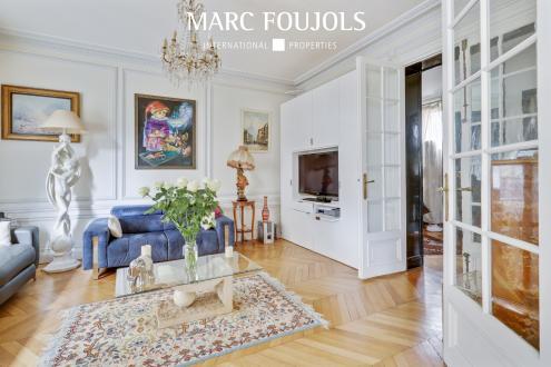 Appartement de luxe à vendre PARIS 7E, 153 m², 3 Chambres, 2150000€