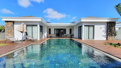 Luxus-Villa zu verkaufen Mauritius, 214 m², 4 Schlafzimmer, 691875€