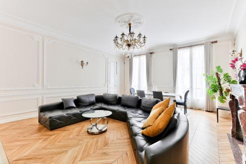 Luxury Apartment for sale PARIS 8E, 185 m², 5 Bedrooms, €2995000