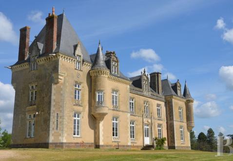Château / Manoir de luxe à vendre LE MANS, 633 m², 13 Chambres, 905000€