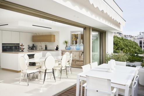 Luxe Appartement te huur CANNES, 165 m², 4 Slaapkamers,