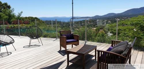 Villa de luxe à vendre LA CROIX VALMER, 160 m², 4 Chambres, 1155000€