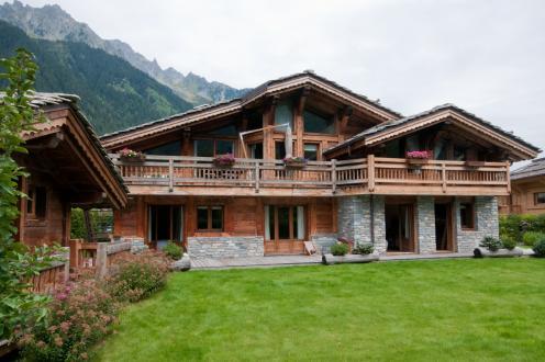 Appartement de luxe à louer CHAMONIX MONT BLANC, 300 m², 6 Chambres,