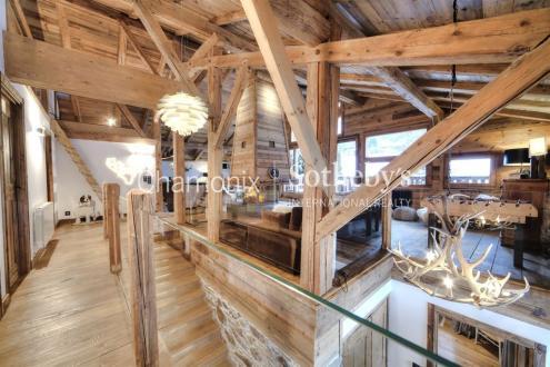 Luxus-Farm zu verkaufen LES HOUCHES, 370 m², 5 Schlafzimmer, 3500000€