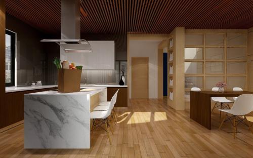 Maison de luxe à vendre LYON, 95 m², 3 Chambres, 613000€
