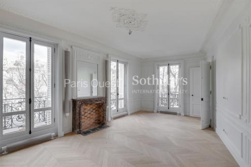 Квартира класса люкс на продажу  Париж 16ый, 95 м², 3 Спальни, 1995000€