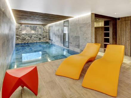 Шале класса люкс в аренду Ла-Клюза, 355 м², 5 Спальни,