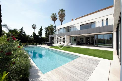 Luxury House for rent CANNES, 550 m², 6 Bedrooms,