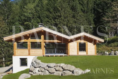 Chalet de luxe à vendre CHAMONIX MONT BLANC, 127 m², 4 Chambres, 1320000€