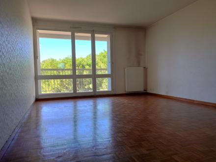 Luxus-Wohnung zu vermieten MARSEILLE, 74 m², 2 Schlafzimmer, 878€/monat