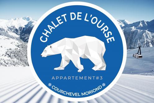 Appartement neuf de luxe à vendre COURCHEVEL, 86 m², 3 Chambres, 1285000€