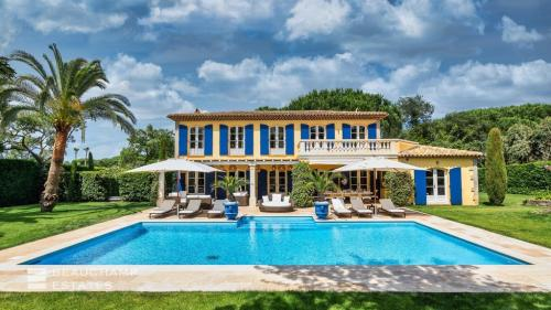 Luxe Villa te koop GASSIN, 298 m², 5 Slaapkamers, 8000000€