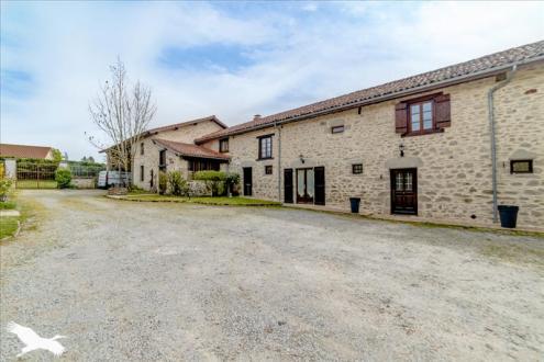 Maison de luxe à vendre SAINT JUST LE MARTEL, 180 m², 4 Chambres, 514000€