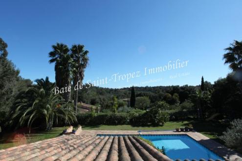 Villa de luxe à vendre LA CROIX VALMER, 180 m², 4 Chambres, 1195000€