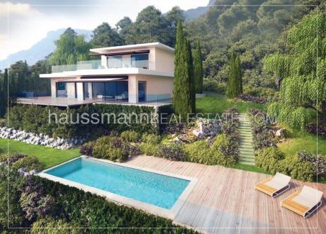 Villa de luxe à vendre ROQUEBRUNE CAP MARTIN, 200 m², 4 Chambres, 2850000€