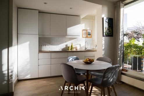 Квартира класса люкс на продажу  Париж 14ый, 46 м², 1 Спальни, 560000€