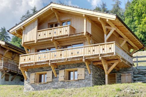 Chalet de luxe à vendre Le Chargeur, 178 m², 4 Chambres, 1280000CHF